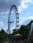 The London Eye, Southbank, London